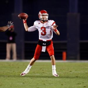 Jordan Wynn of the Utah Utes