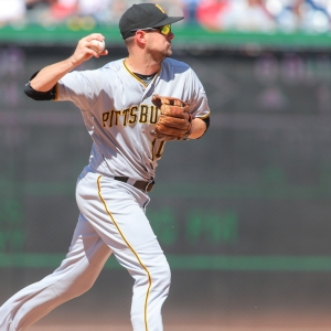 Jordy Mercer Pittsburgh Pirates