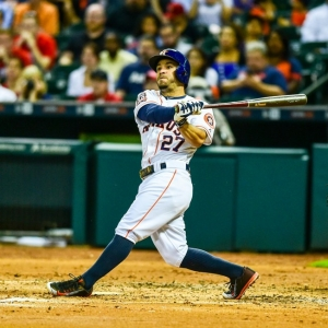Jose Altuve Houston Astros