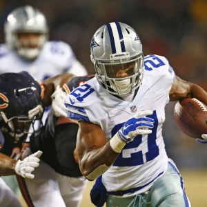 Joseph Randle Dallas Cowboys