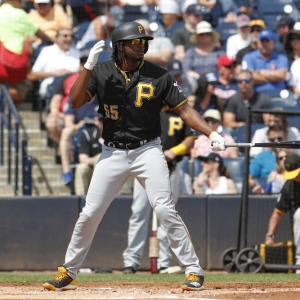 Josh Bell Pittsburgh Pirates