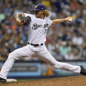Josh Hader Milwaukee Brewers