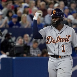 Josh Harrison Detroit Tigers