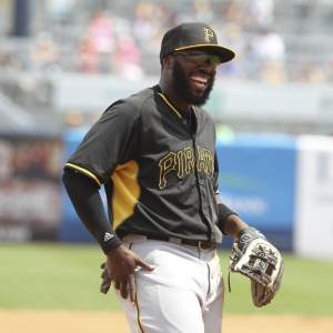 Josh Harrison Pittsburgh Pirates
