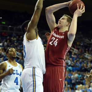 Josh Hawkinson Washington State Cougars