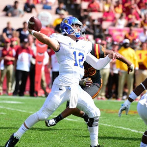 Josh Love San Jose State Spartans