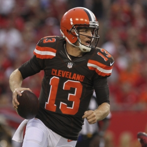Josh McCown Cleveland Browns