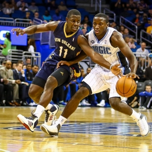 New Orleans Pelicans' Jrue Holiday