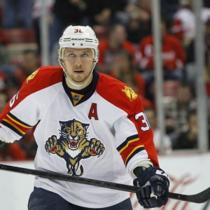 Jussi Jokinen Florida Panthers
