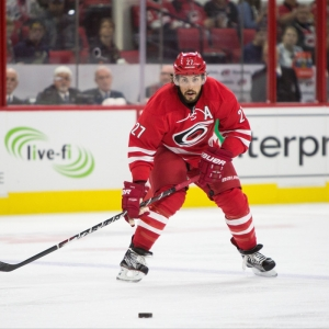 Justin Faulk Carolina Hurricanes