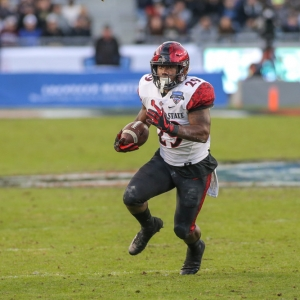 San Diego State Aztecs running back Juwan Washington