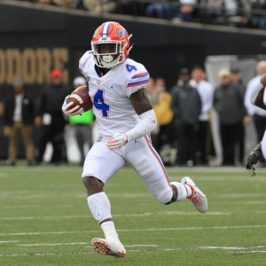 Kadarius Toney Florida Gators