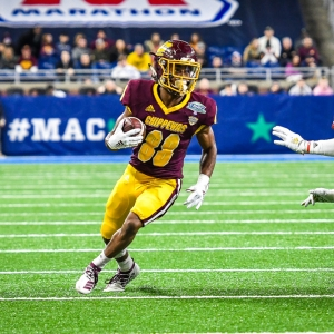Kalil Pimpleton Central Michigan Chippewas