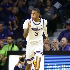 Kansas State Wildcats DaJuan Gordon