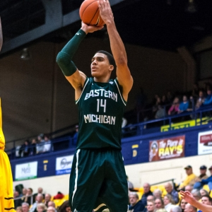 Karrington Ward Eastern Michigan Eagles