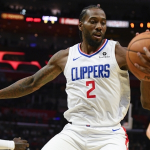 Los Angeles Clippers Forward Kawhi Leonard