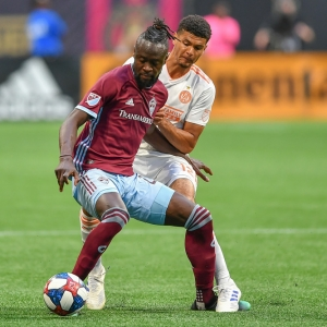Kei Kamara Colorado Rapids