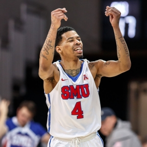 Keith Frazier SMU Mustangs