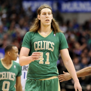 Boston Celtics center Kelly Olynyk