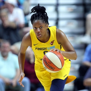 Kelsey Mitchell Indiana Fever