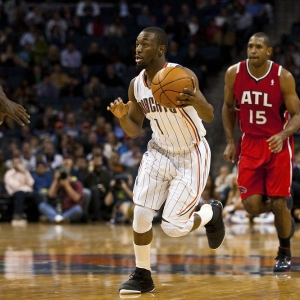 Charlotte Bobcats point guard Kemba Walker