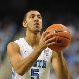 North Carolina Tar Heels guard Kendall Marshall