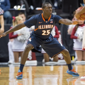 Kendrick Nunn Illinois Fighting Illini