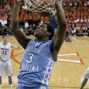 North Carolina Tar Heels' Kennedy Meeks