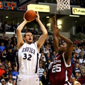 Xavier's Kenny Frease