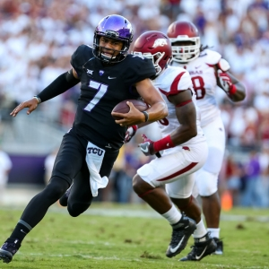 Kenny Hill TCU Horned Frogs