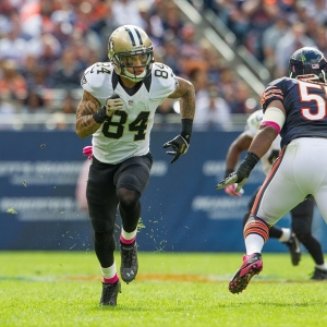 Wide receiver Kenny Stills of the New Orleans Saints