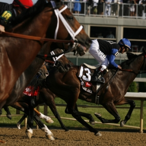 Some horses have a better chance than others to win the Kentucky Derby on May 2