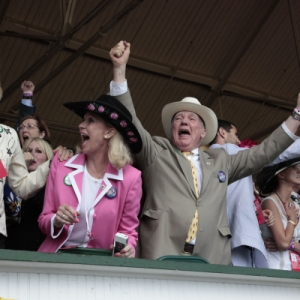 Kentucky Derby Owners Box