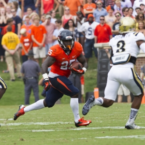 Kevin Parks Virginia Cavaliers
