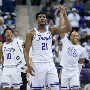 Kevin Samuel TCU Horned Frogs