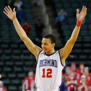 Richmond Spiders guard/forward Kevin Smith