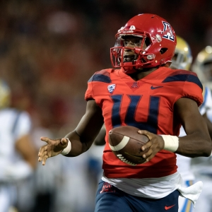 Khalil Tate Arizona Wildcats