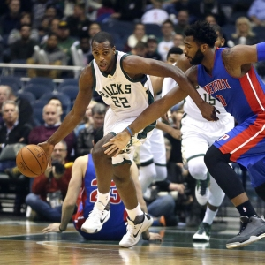 Khris Middleton Milwaukee Bucks