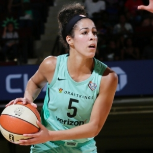 Kia Nurse New York Liberty