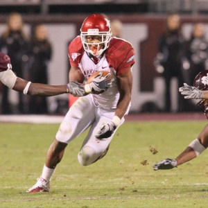 Arkansas RB Knile Davis