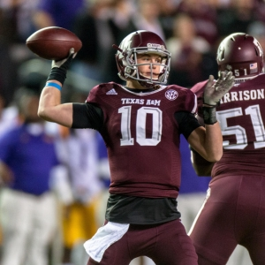 Kyle Allen Texas A&M Aggies