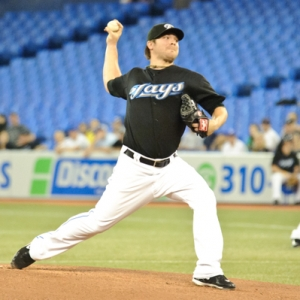 Kyle Drabek of the Toronto Blue Jays