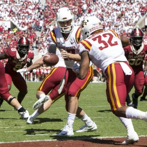 Kyle Kempt Iowa State Cyclones
