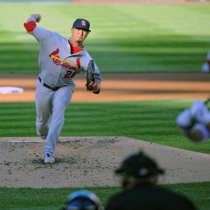 Former St. Louis Cardinals starting pitcher Kyle Lohse