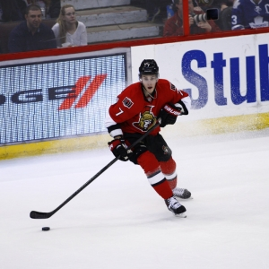 Ottawa Senators Center Kyle Turris