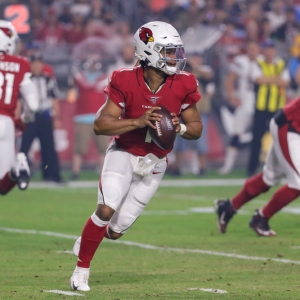 Arizona Cardinals quarterback Kyler Murray