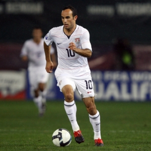 Landon Donovan of Team USA