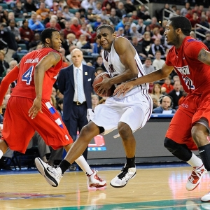 Saint Joseph's Hawks guard Langston Galloway