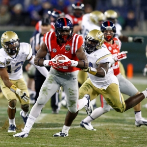 Mississippi Rebels wide receiver Laquon Treadwell