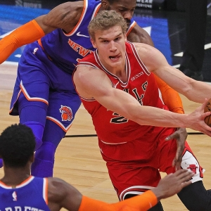 Lauri Markkanen Chicago Bulls